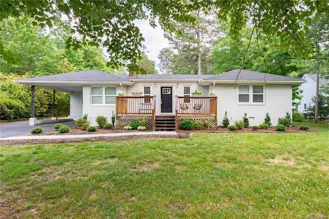10529 Courtney Road, Glen Allen, VA 23060 (MLS #2115947) :: Treehouse Realty VA