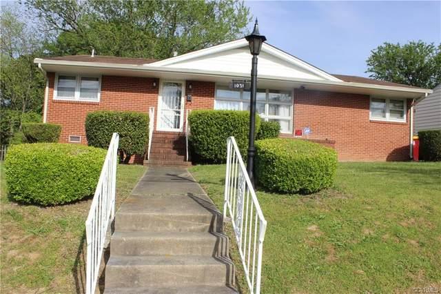 1031 Augusta Avenue, Petersburg, VA 23803 (MLS #2115962) :: EXIT First Realty