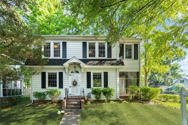 1626 Nottoway Avenue, Richmond, VA 23227 (MLS #2115982) :: Village Concepts Realty Group