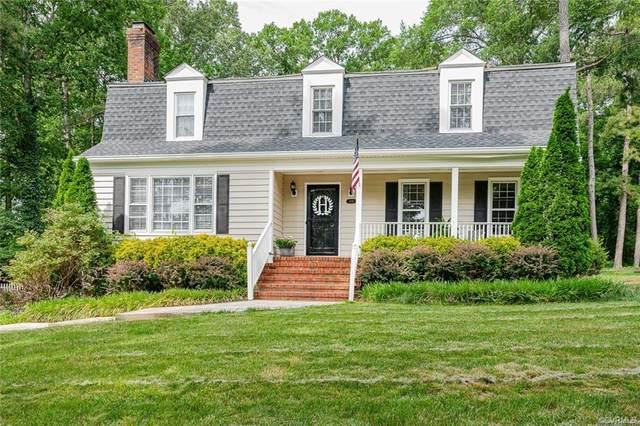 1719 Windingridge Drive, Henrico, VA 23238 (MLS #2115985) :: Village Concepts Realty Group