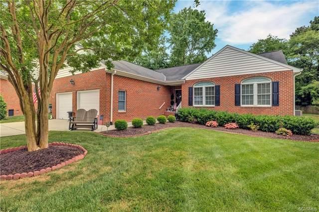 4800 Village Lake Drive, Chesterfield, VA 23234 (MLS #2115989) :: Treehouse Realty VA