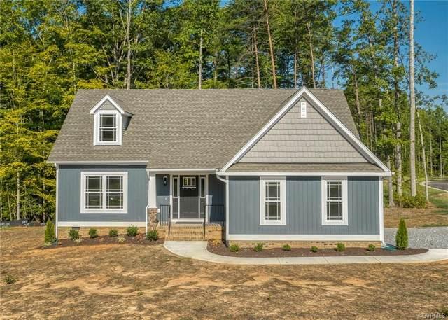 9813 Adkins Village Lane, Chesterfield, VA 23236 (MLS #2115999) :: Village Concepts Realty Group