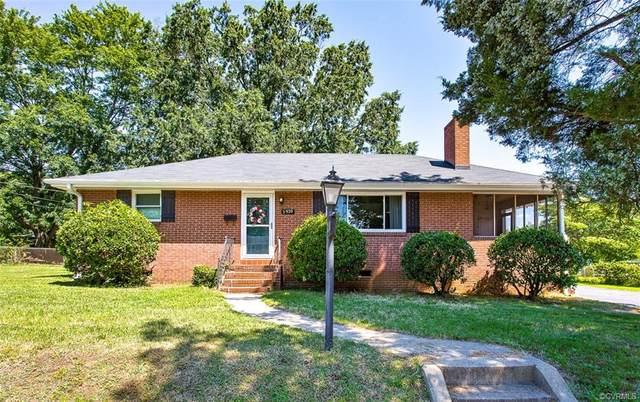 2920 Hillard Road, Henrico, VA 23228 (MLS #2116009) :: The RVA Group Realty