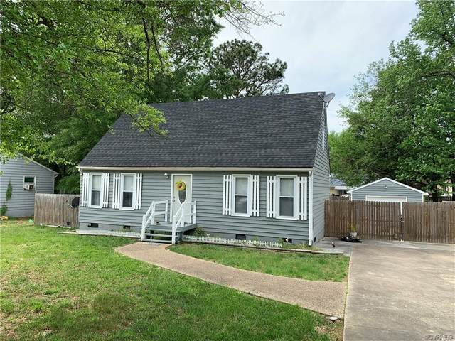 19104 Braebrook Drive, Chesterfield, VA 23834 (MLS #2116074) :: EXIT First Realty
