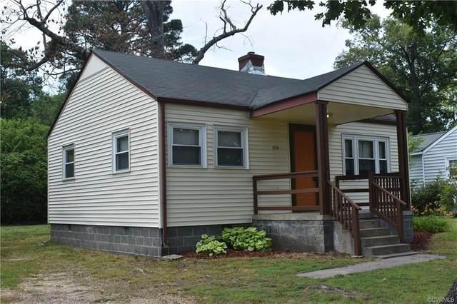 934 Bradley Lane, Richmond, VA 23225 (MLS #2116151) :: EXIT First Realty