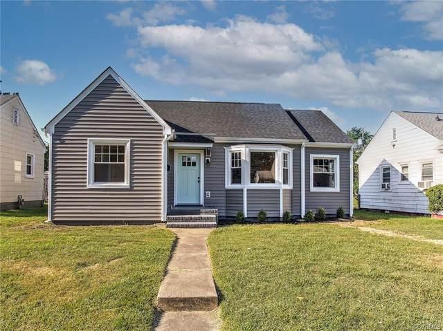 1305 Garber Street, Richmond, VA 23231 (MLS #2116173) :: EXIT First Realty