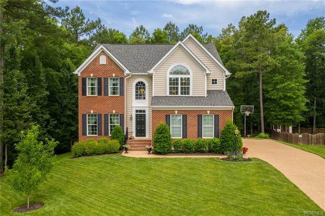 3405 Hunton Ridge Drive, Glen Allen, VA 23059 (MLS #2116180) :: Small & Associates