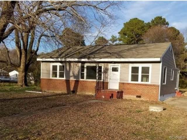 3719 Westwood Drive, Petersburg, VA 23805 (MLS #2116190) :: EXIT First Realty