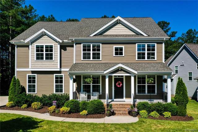 8506 Sheldon Drive, Chesterfield, VA 23832 (MLS #2116198) :: EXIT First Realty