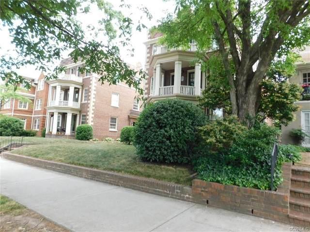 3410 Monument Avenue U302, Richmond, VA 23221 (MLS #2116232) :: Small & Associates