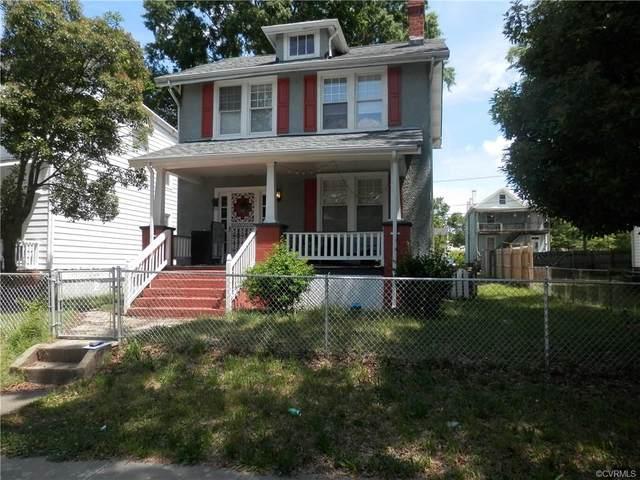 720 N Northside Avenue, Richmond, VA 23222 (MLS #2116291) :: EXIT First Realty