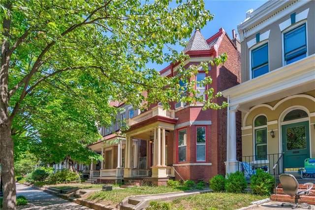 1622 W Grace Street, Richmond, VA 23220 (MLS #2116309) :: Village Concepts Realty Group