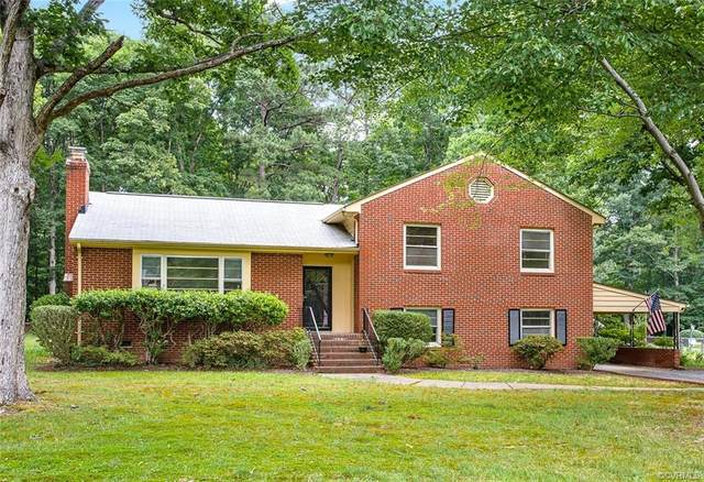3248 Lakewood Road, Glen Allen, VA 23060 (MLS #2116319) :: Small & Associates