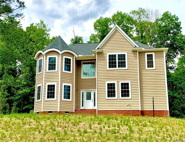 7530 Dunollie Drive, Chesterfield, VA 23838 (MLS #2116321) :: The Redux Group