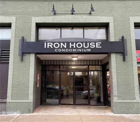 1333 W Broad Street U402, Richmond, VA 23220 (MLS #2116335) :: The Redux Group