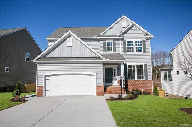 7501 Rouseaux Circle, Chesterfield, VA 23234 (MLS #2116341) :: The RVA Group Realty