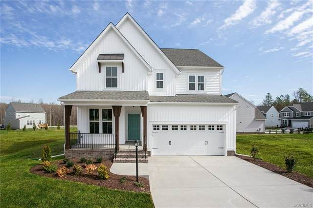 7507 Rouseaux Circle, Chesterfield, VA 23434 (MLS #2116345) :: The RVA Group Realty