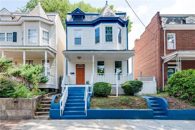 2016 Parkwood Avenue, Richmond, VA 23220 (MLS #2116346) :: EXIT First Realty