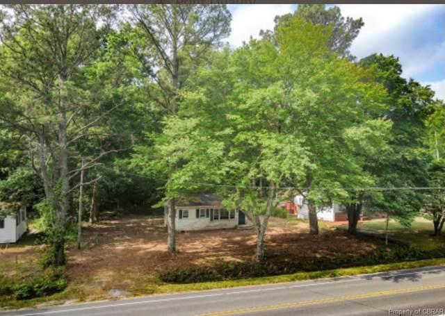 4008 Buckley Hall Road, Cobbs Creek, VA 23035 (MLS #2116348) :: The RVA Group Realty