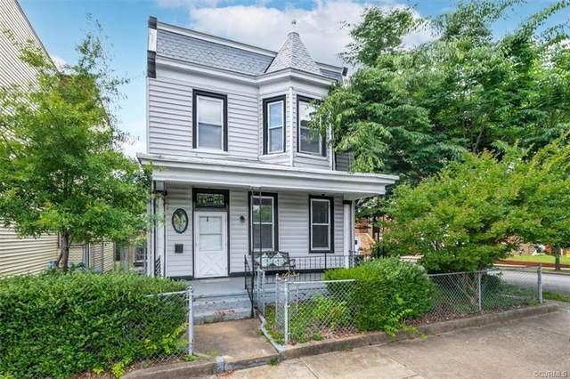 2227 Idlewood Avenue, Richmond, VA 23220 (MLS #2116375) :: Small & Associates