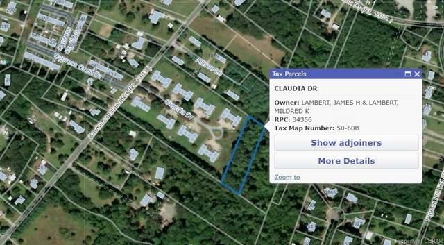 17 ac Claudia Drive, Wicomico, VA 23072 (MLS #2116404) :: Treehouse Realty VA