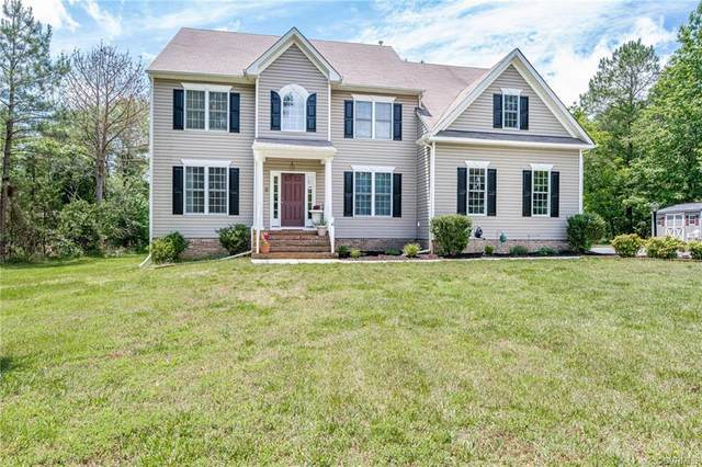 8325 Turner Forest Road, Henrico, VA 23231 (MLS #2116406) :: The RVA Group Realty