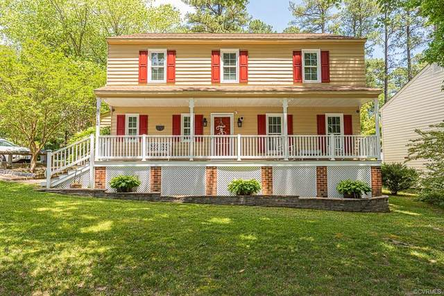 8712 Shadymist Drive, North Chesterfield, VA 23235 (MLS #2116445) :: Village Concepts Realty Group