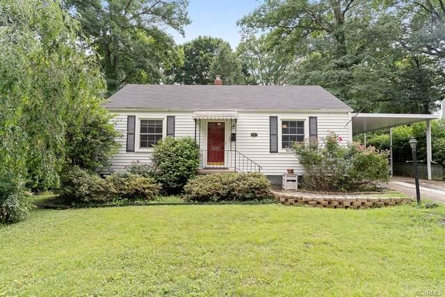 7107 Brigham Road, Richmond, VA 23226 (MLS #2116450) :: Village Concepts Realty Group