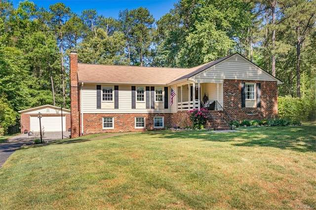 1502 Ednam Forest Drive, Henrico, VA 23238 (MLS #2116461) :: EXIT First Realty