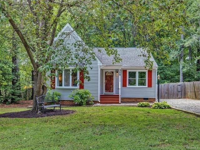 324 Wadsworth Drive, North Chesterfield, VA 23236 (MLS #2116477) :: Village Concepts Realty Group