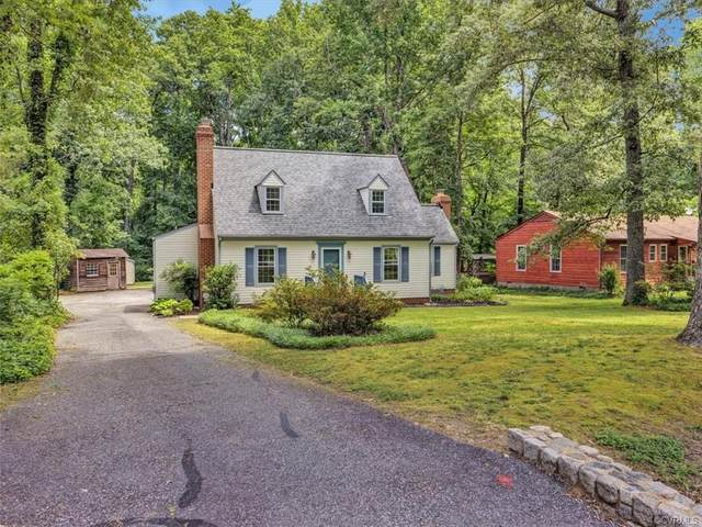 8024 Millvale Road, Chesterfield, VA 23832 (MLS #2116498) :: Village Concepts Realty Group