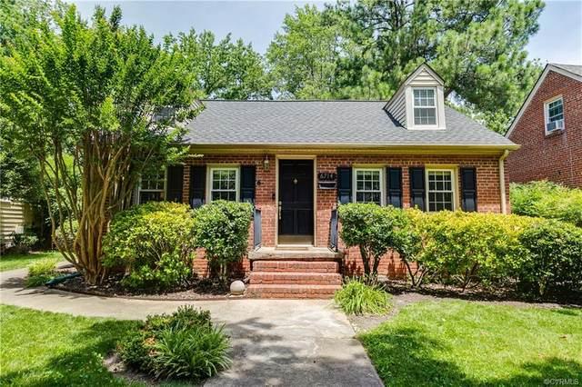 6714 Stuart Avenue, Richmond, VA 23226 (MLS #2116523) :: EXIT First Realty