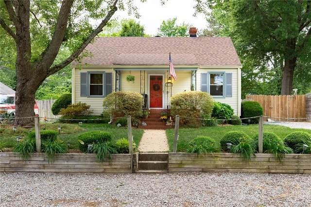 1200 Hillside Avenue, Henrico, VA 23229 (MLS #2116531) :: Small & Associates