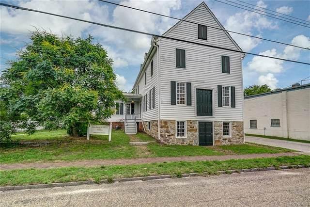 420 Grove Avenue, Petersburg, VA 23803 (MLS #2116536) :: EXIT First Realty