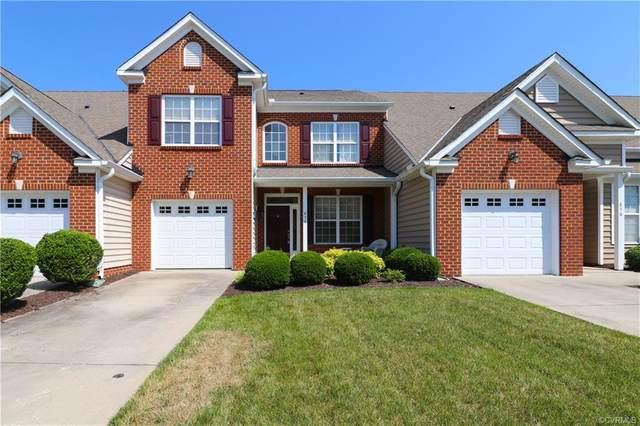 854 Parkland Place, Glen Allen, VA 23059 (MLS #2116573) :: Village Concepts Realty Group