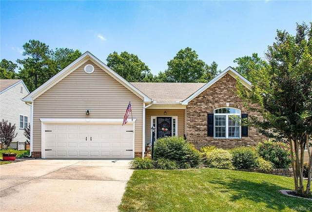 8925 Sawgrass Place, Chesterfield, VA 23832 (MLS #2116600) :: EXIT First Realty