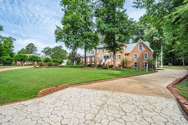 9327 Greywood Drive, Mechanicsville, VA 23116 (MLS #2116628) :: Village Concepts Realty Group