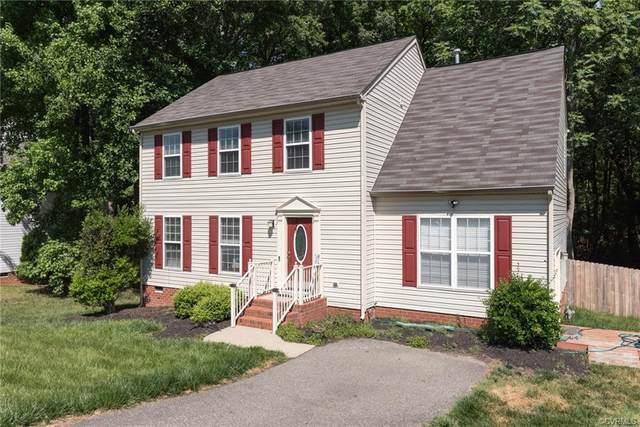 3332 Meadowmont Lane, Henrico, VA 23223 (MLS #2116630) :: Village Concepts Realty Group