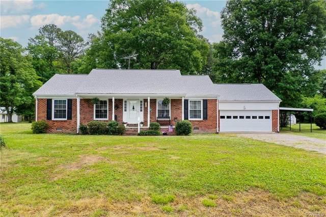 8001 Woodbrook Road, Quinton, VA 23141 (MLS #2116637) :: Village Concepts Realty Group