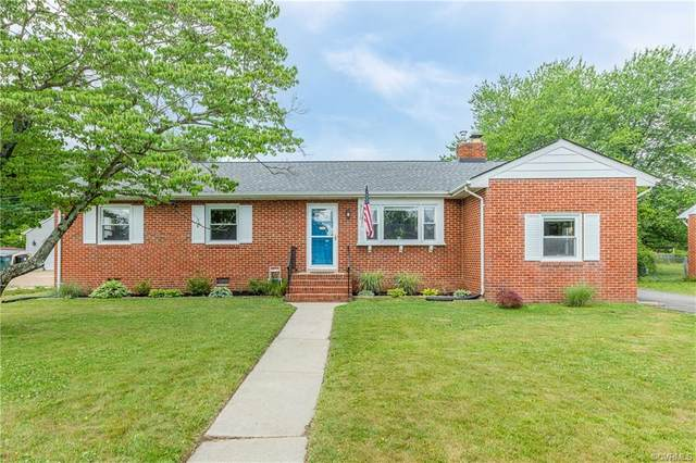 3110 Lupine Road, Henrico, VA 23228 (MLS #2116657) :: Village Concepts Realty Group
