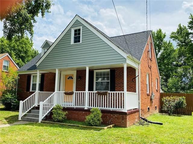 212 Larne, Richmond, VA 23224 (MLS #2116660) :: The RVA Group Realty