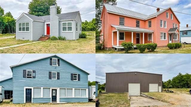13728 Richmond Tappahannock Highway, St Stephens Church, VA 23148 (MLS #2116671) :: Treehouse Realty VA