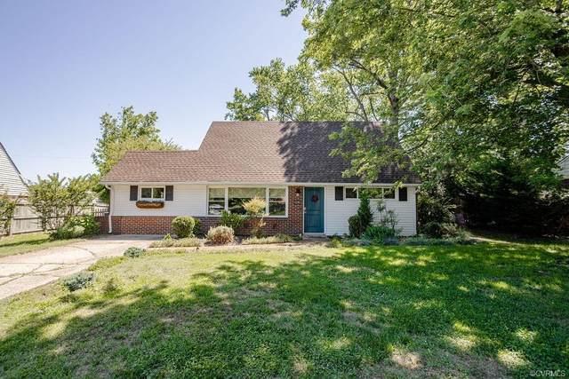 1219 Bowden Road, Henrico, VA 23229 (MLS #2116672) :: The RVA Group Realty