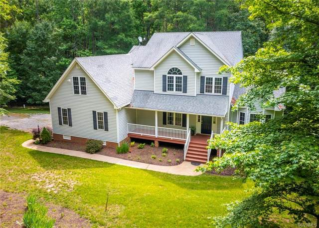 2578 Norwood Creek Way, Powhatan, VA 23139 (MLS #2116686) :: Village Concepts Realty Group