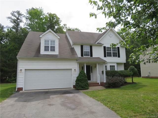 10342 Althea Bend Court, Mechanicsville, VA 23116 (MLS #2116690) :: Village Concepts Realty Group