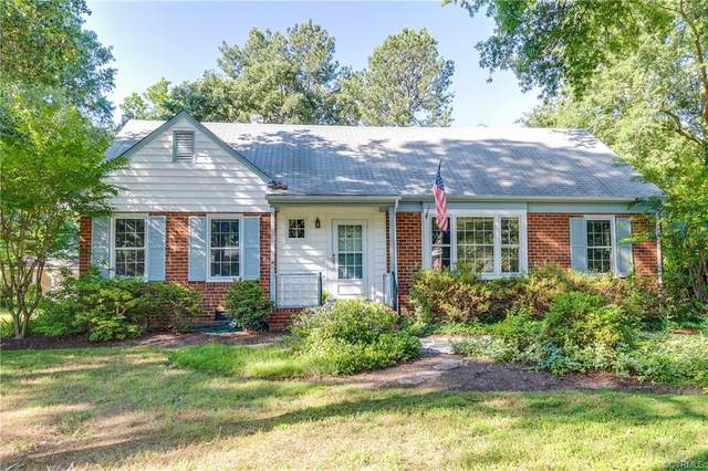 11409 Blendon Lane, Henrico, VA 23238 (MLS #2116695) :: EXIT First Realty