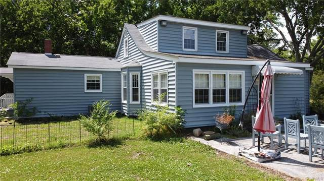 8282 Brays Point Road, Hayes, VA 23072 (MLS #2116742) :: Village Concepts Realty Group