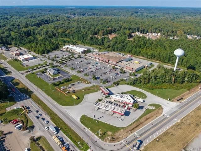 000 King William Road, Aylett, VA 23009 (MLS #2116771) :: EXIT First Realty
