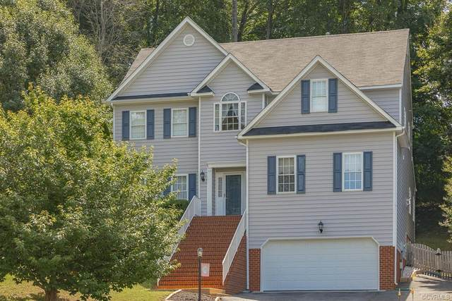 9405 Hope Glen Court, Mechanicsville, VA 23116 (MLS #2116780) :: Small & Associates
