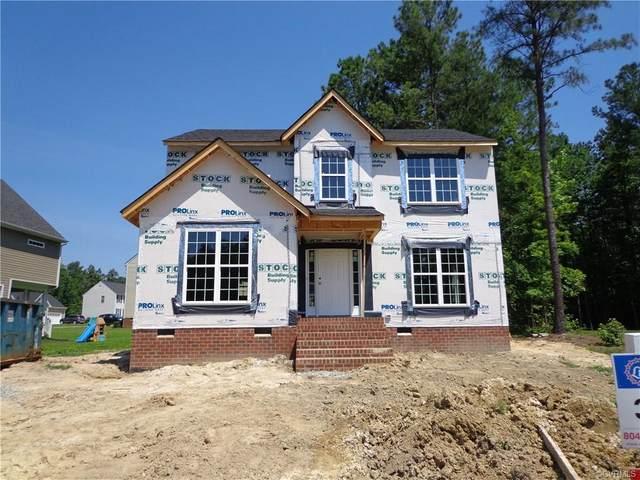 14140 Pine Street, Chester, VA 23831 (#2116790) :: Abbitt Realty Co.